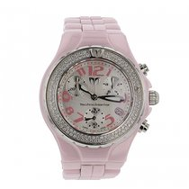 Technomarine Diamond Cruise Quartz Chronograph Ladies watch...