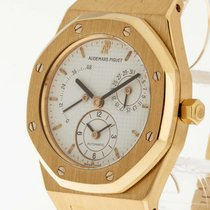 Οντμάρ Πιγκέ (Audemars Piguet) Royal Oak Dual Time Gelbgold...
