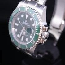 Rolex Submariner  Date 116610LV HULK
