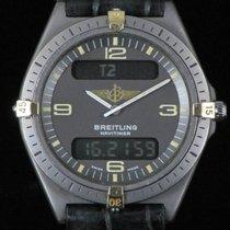 Breitling Navitimer Aerospace 80360 Titan Quartz