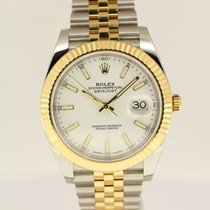 Rolex Datejust 41 from 2017 complete with box and papers