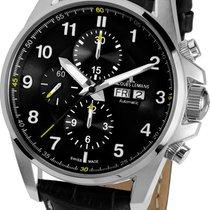 Jacques Lemans Liverpool 1-1750A Herren Automatikchronograph...