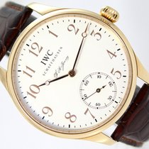 IWC PORTUGUESE PORTUGIESER  F.A. JONES LIMITED EDITION 1000  PCS