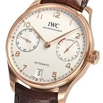 IWC Portugieser 7 Day Power Reserve · Automatic IW500701