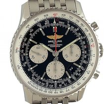 Breitling Navitimer 01 Stahl Automatik Chronograph 43 mm...