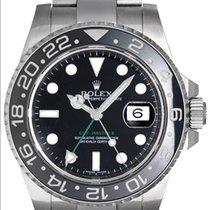 ロレックス (Rolex) Men's Rolex GMT-Master II Watch Ceramic...