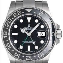 Rolex Men's Rolex GMT-Master II Watch Ceramic Bezel 116710...