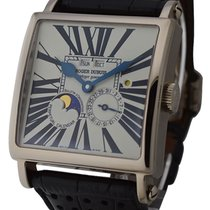 Roger Dubuis G40 5739 0 40mm Golden Square Perpetual Calendar...