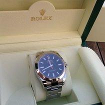 Rolex Milgauss 116400 cadran noir