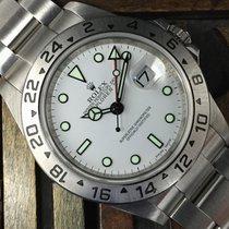 롤렉스 (Rolex) Explorer II White Dial