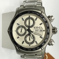 Ebel 1911 Discovery Chronograph Men's Watch 9750L62-63B60