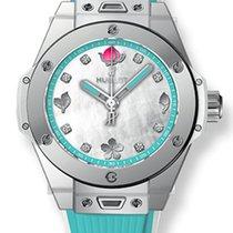 Hublot Big Bang One Click Chen Men Stainless Steel Unisex Watch