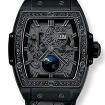 Hublot Spirit of Big Bang Moonphase All Black Ceramic &...
