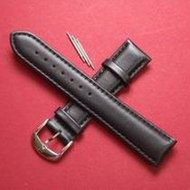 Leder- Armband mit Dornschließe und 3 Federstegen Farbe:...