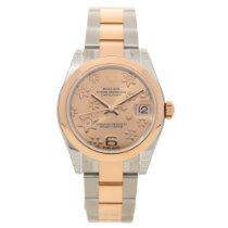 Rolex Datejust 178241 - 31mm Watch - Floral Dial - Unworn 2017