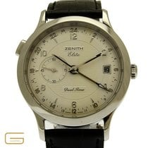 Zenith Elite Dual Time