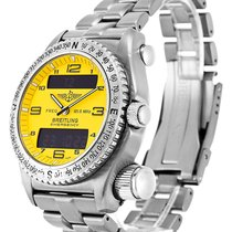 Breitling E56121.1 Emergency Multifunction in Titanium - On...