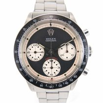 "Rolex Daytona 6241 ""Paul Newman"" with Original Papers"