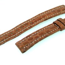 Breitling Band 15mm Croco Braun Brown Marron Strap Für...