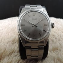 Rolex OYSTER 6427 Original Light Grey Dial with Engine Turned...