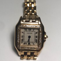 Cartier Panthère Yellow Gold & Diamonds