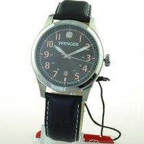 Wenger Herren Uhr Terragraph 01.0541.104 Swiss Made Neu OVP