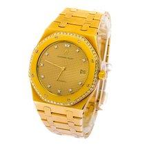 Audemars Piguet Royal Oak Jumbo diamonds 18K – man's watch...