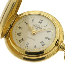 Tavernier Pocket watch silver vermeille