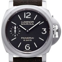 パネライ (Panerai) Panerai Luminor Marina 8 Days PAM510