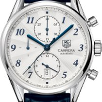 TAG Heuer Carrera Calibre 16 Heritage Chrono Auto 41MM...