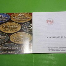 Philip Watch vintage warranty booklet for caribbean models