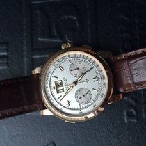 朗格 (A. Lange & Söhne) Datograph  403.032 18K Rose Gold