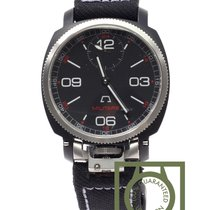 Anonimo Militare 2004 hand wind black dial Semi-ox pro case  NEW