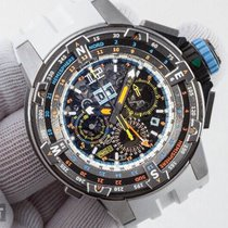 Richard Mille St. Barth Limited Edition Titanium GMT Chronograph