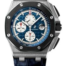 Audemars Piguet Royal Oak Offshore Chronograph Platinum &...