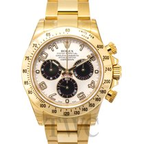 롤렉스 (Rolex) Daytona White/18k gold Ø40mm - 116528