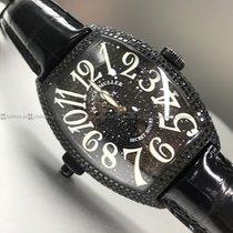 Franck Muller - Secret Hours Diamond Bezel  Steel 8880 SE H I...