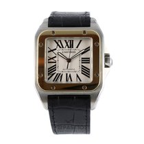 Cartier Santos 100 XL - Reference # 2656 Size 51mm x 40mm