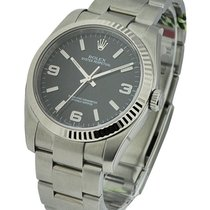 Rolex Unworn 116034 Oyster Perpetual No Date 36mm in Steel w/...
