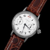 Longines 1914 Caliber 13.33 Mens Single Button World War I...
