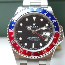 Rolex GMT Master II Pepsi Box Papers