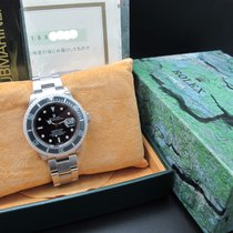 Rolex SUBMARINER 16610 Black Bezel Full Set with Box and Paper