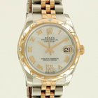 Rolex Datejust Everose Gold/ Steel/ Diamonds/ MOP Dial