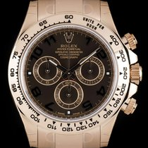 Rolex 18k Rose Gold Unworn Cosmograph Daytona B&P 116505