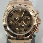 Rolex Daytona Rose Gold Chocolate Dial 116505