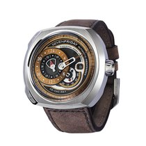 Sevenfriday Men's Q2/01 Q-Series Automatic  44,3x49,7 MM FSC