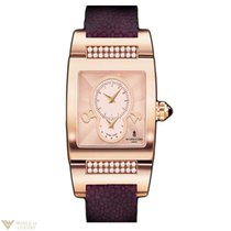 De Grisogono Instrumentino 18K Rose Gold Stingray Ladies Watch