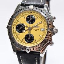 Breitling Chronomat Papiere von 1997 Ref.A20048 Stahl
