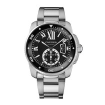 Cartier Calibre Automatic Mens Watch Ref W7100057