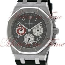 Audemars Piguet Royal Oak City of Sails, Anthracite Grey Dial,...